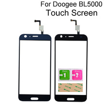 Mobile Touch Screen Glass For Doogee BL5000 Digitizer Glass Panel Touch Replacement Sensor Tools 3M Glue цена 2017
