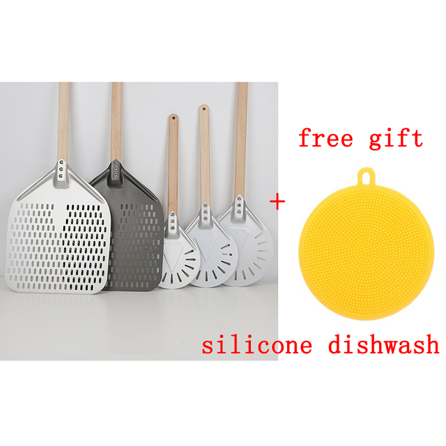 Pizza Shovels For Home Pizza Cooking 2