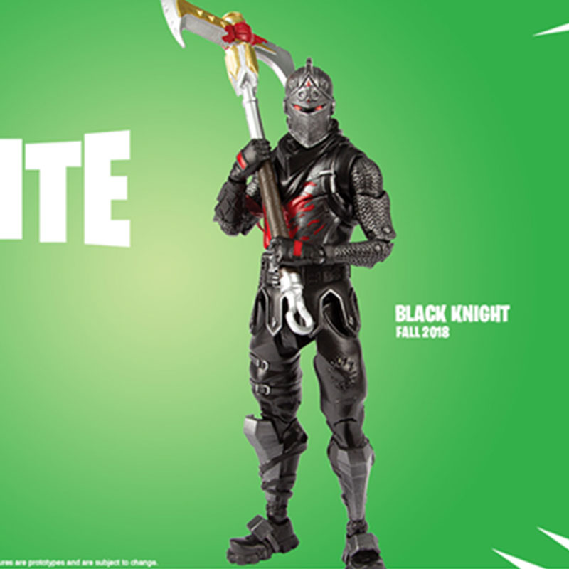 TPS Game Fortress Character Black Knight Cuddle Team Leader Skull Trooper Raptor McFarland Collectible Action Figures Model