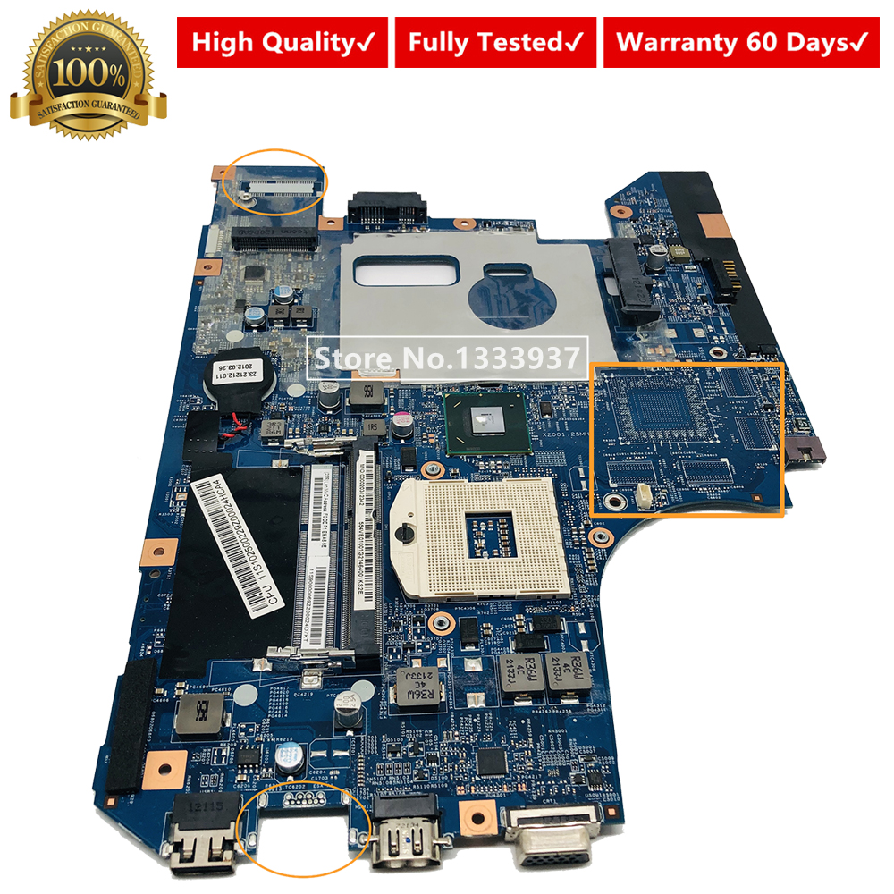 For <font><b>Lenovo</b></font> B570 B570E Z570 <font><b>V570</b></font> Laptop <font><b>motherboard</b></font> 10290-2 48.4PA01.021 LZ57 MB mainboard image