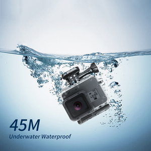 Image 5 - SHOOT 45m boîtier étanche sous marin pour GoPro Hero 7 6 5 noir boîtier de protection de plongée monture pour Go Pro 7 6 5 noir accessoire