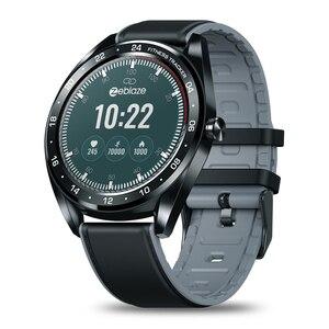 Image 3 - מקורי Smartwatch Zeblaze NEO קצב לב לחץ דם רב פרצופים חכם שעון גברים צבע מגע תצוגת הודעות הודעה