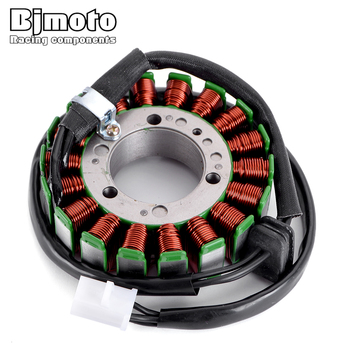 Motorcycle Ignition Magneto Generator Stator Coil For Kawasaki VN400 VN800 Vulcan 800 VN 400 800 1995-2006 21003-1383 21003-1280
