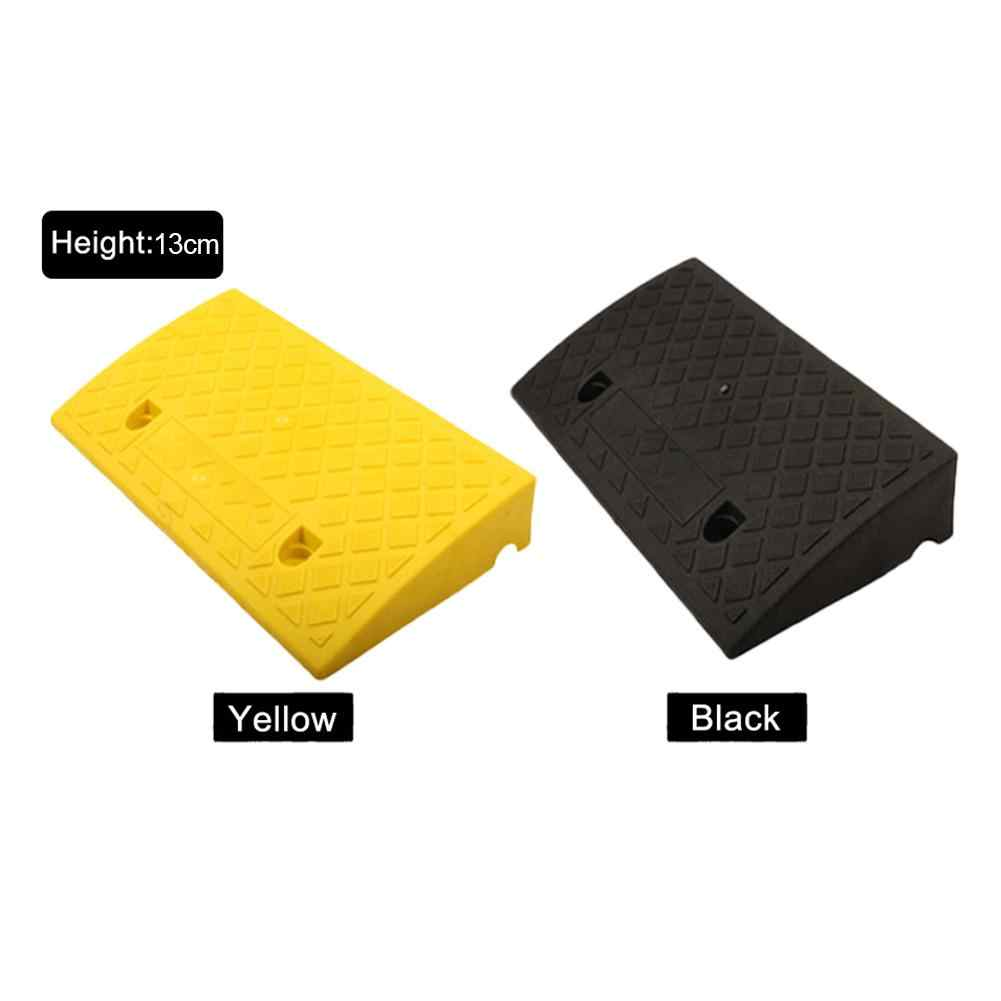 Car Ramps,Plastic Threshold Ramp,ramps for Wheelchairs,Portable Lightweight Plastic Curb Ramps Heavy Duty Plastic Kit Set for Driveway Car Truck
