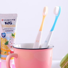 Toothbrush Soft-Hair Baby Children's Cartoon And Small-Head 1-6-Years-Old Men Women Cute