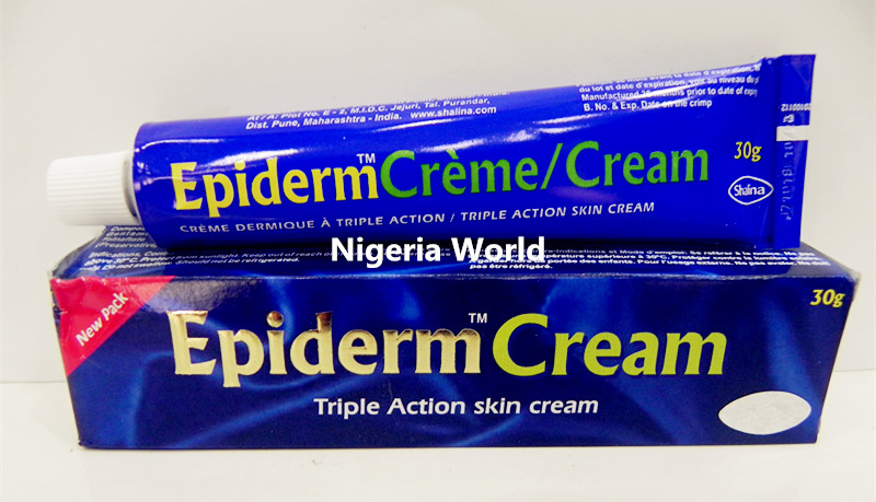 Epiderm Triple Actionn Skin Cream 30g /1pcs
