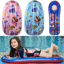 Inflatable Pool Floating Bed PVC Swimming Pool Floats Sea Mattress For Party Childen Water Toys Swim Water Boards for Kids
