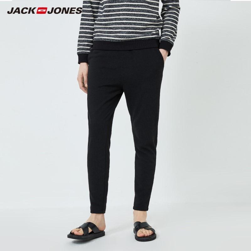 JackJones Men's Winter Basic Cotton Homewear Soft Warm Pants 2193HC501