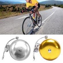 Bicicleta Vintage campana pequeña bicicleta de montaña Universal accesorios para montar aparatos portátiles