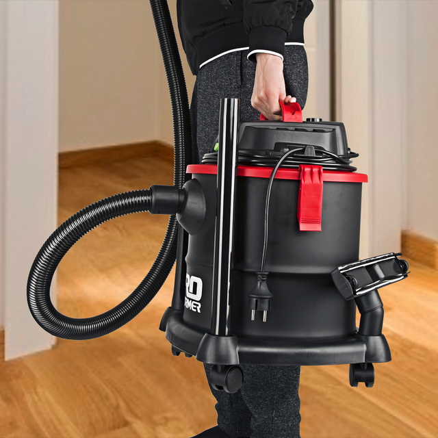 Household Vacuum Cleaner 3 in 1 Wet/Dry/Blower 16000PA Heavy-Dust Collector for Dog Hair,Garage,Car,Home&Workshop by PROSTORMER 6