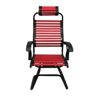 Health Chair Computer Chair Office Chair Rubber Band Breathable Internet Cafe Chair Mahjong Chess Chair Staff Chair Leisure Boss фото