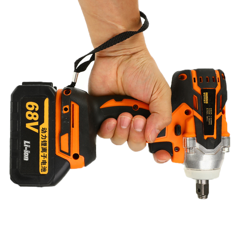 68V-9000mAh-520N-m-Cordless-Lithium-Ion-Electric-Impact-Wrench-Brushless-Motor-2-Battery-With-Charge (3)