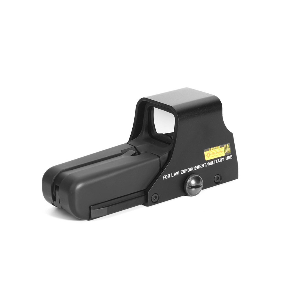552 Holographic Reflex Sight Hunting Red Green Illumination Scope Red Dot Sight With 20mm Mount For Rifle Airgun