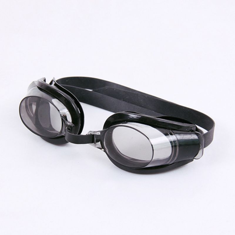 Women Men Adult Waterproof Anti Fog Swimming Goggles Set UV Protection Wide View Adjustable Glasses With Nose Clip Ear Plug