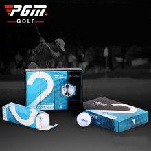 PGM высококачественный двухслойный мяч для соревнований, профессиональный мяч вне корта, специальный мяч в коробке
