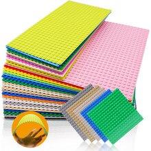 Base de placas clássica para construção, 32*32 pontos, tijolos de plástico, brinquedos de construção, cidade, blocos de construção, diy, brinquedos de construção, presente