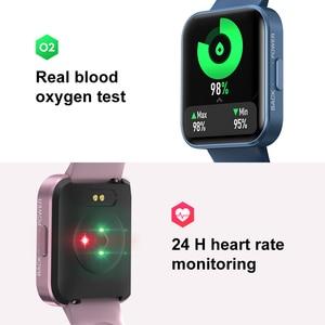 Image 5 - Ip68 à prova dip68 água relógio inteligente kospet magia 3 2021 homens smartwatch toque completo rastreador de fitness masculino relógio de pulso para ios android