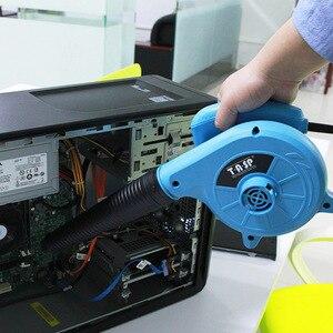 Image 5 - TASP soplador de aire eléctrico de 230V y 600W, ventilador Turbo de mano para polvo de ordenador, colector limpiador, herramienta eléctrica