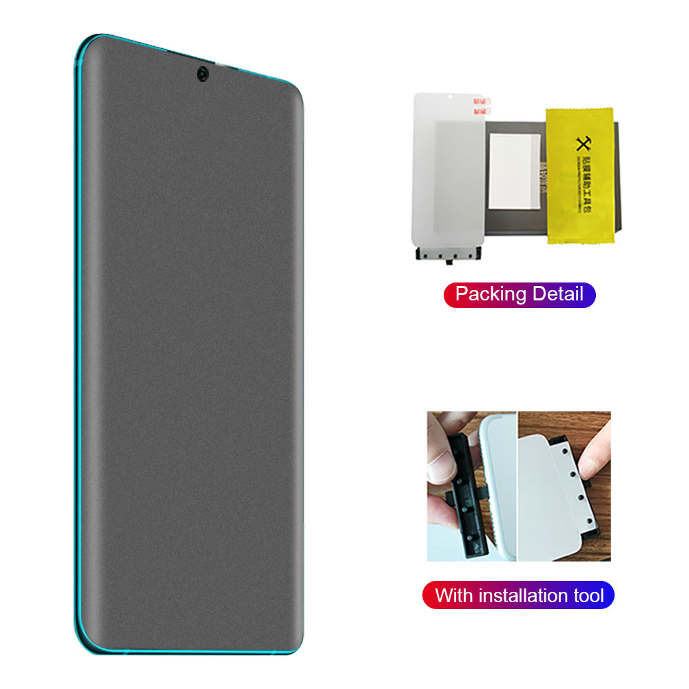 Foil Artifact Version Frosted matte Full Cover Hydrogel Film <font><b>Screen</b></font> <font><b>Protector</b></font> Film For <font><b>XIAOMI</b></font> 9 9T CC9 SE PRO <font><b>MIX</b></font> <font><b>2</b></font> 3 MAX <font><b>2</b></font> 3 image