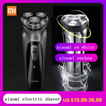 Xiaomi 3D Electric Shaver Nose Hair Trimmer Beard Electric razor shaving Machines for Men Washable Rechargeable Earphone AirDots