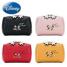 Disney Women Cosmetic Bag Travel Function Makeup Case Zipper Make Up Mummy Bags Organizer-Storage-Pouch Toiletry Beauty Wash Bag toiletry beauty wash bag visible mesh women cosmetic bag travel function makeup case zipper make up organizer storage pouch