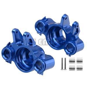Image 3 - NEW ENRON 1:10 2Pcs Aluminum Alloy Axle Carriers Left & Right #8635 For Traxxas 1/10 E Revo 2.0 VXL Brushless 86086 4
