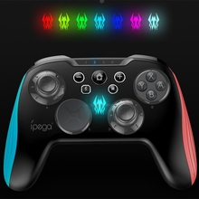 Ipega Pg - 9139 Wireless Bluetooth Game Controller Gamepad Gaming Joystick for Android Smart Phone Windows Pc ipega android gamepad for pc joystick 2 4g bluetooth wireless handle game pad for sony ps3 ios smartphone game controller 9076