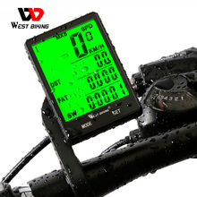 """WEST BIKING Touch Screen Cycling Computer Super Waterproof 2.8""""Large Screen Bicycle Speedometer Multiduty Upgraded Bike Computer"""