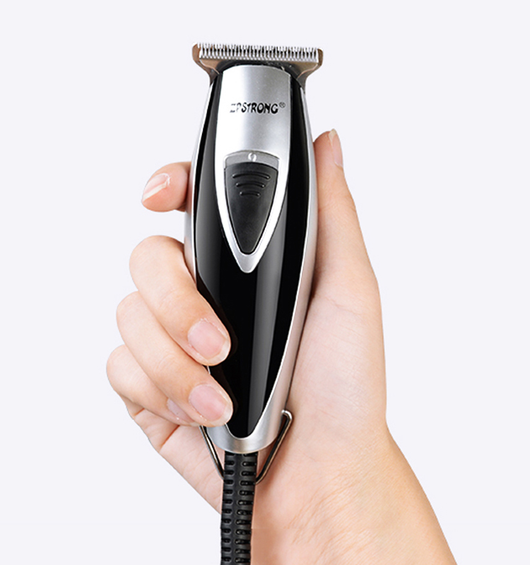 Image 2 - 110 240V Hair Trimmer professional corded Hair Clipper for barber shop hair beard trimmer shaver hair cutting machine-in Hair Trimmers from Home Appliances
