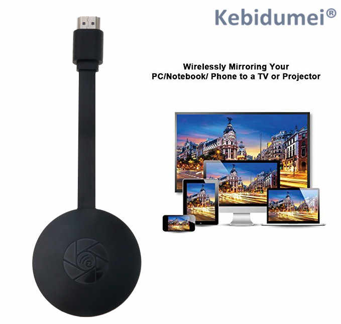 Kebidumei M2 TV Stick MiraScreen G2 Smart TV Dongle receptor Miracast HDTV pantalla Dongle TV Stick
