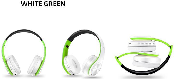white green
