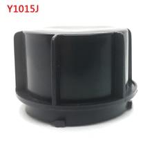 1 pc wodoodporna czapka dostęp pokrywa żarówka protector tylna pokrywa reflektorów ksenonowe lampy LED żarówka rozszerzenie kurz pokrowiec do kia K3