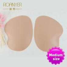 Roanyer Трансвестит сексуальные силиконовые набедренные подушечки, красота, подтяжка, съемные, увеличивающие бедра, для женщин, увеличивающие бедра, украшающие поддельные задницы