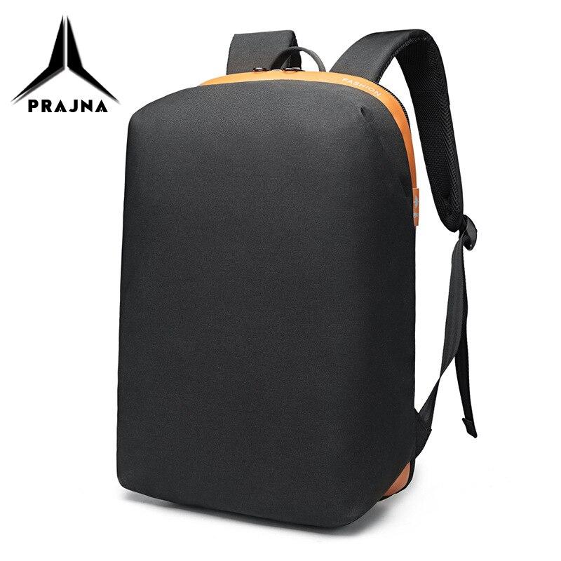 Anti-theft Backpack 15.6/17 Inch Laptop Mochila Male Waterproof Back Pack Backbag Large Capacity School Backpack Notebook Bag