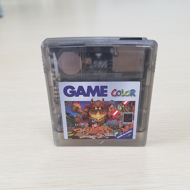 DIY China Version 700 in 1 EDGB  Remix Game Card for GB GBC Game Console Game Cartridge