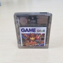 기가 바이트 GBC 게임 콘솔 게임 카트리지에 대한 1 EDGB 리믹스 게임 카드에 DIY 중국 버전 700