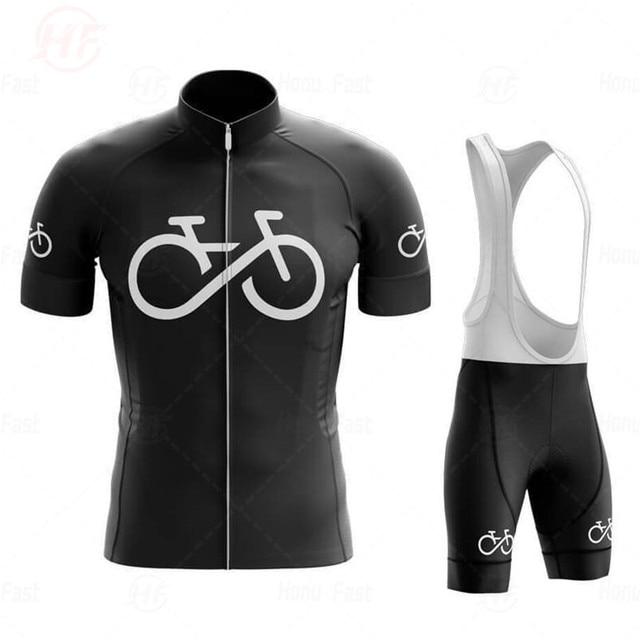 2020 triathlon pro equipe conjuntos de ciclismo verão bicicleta roupas homem manga curta ciclismo roupas ropa ciclismo mtb conjunto 2