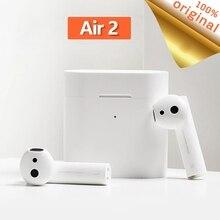 Original Xiaomi Mi Airdots Pro 2 TWS Bluetooth Air 2 kopfhörer Drahtlose Kopfhörer 2 Mi Wahre LHDC HD Sound Qualität dual MIC ENC