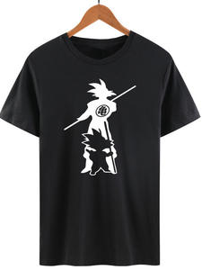 3D T-Shirt Piccolo Dragon-Ball-Z Anime Casual Super-Saiyan Cotton Men Costume Tops Camiseta