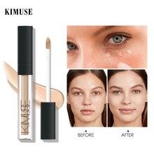 KIMUSE Liquid Concealer Cream Face Makeup Cover Pores Dark C