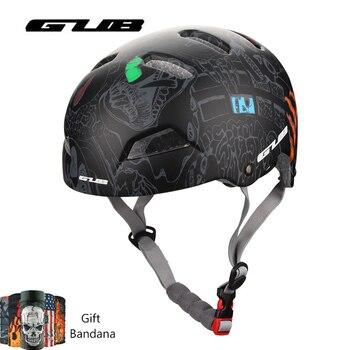GUB 3 цвета Сверхлегкий шлем альпиниста дышащий для занятий спортом на улице шлемы MTB Дорожный велосипед Велоспорт скутер защитный шлем безоп...