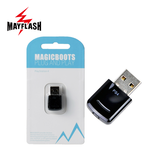 Mayflash MAGPS4 Magicboots Gaming Converter FPS Adapter Joystick Converter For PS4 For playstation 4 Console