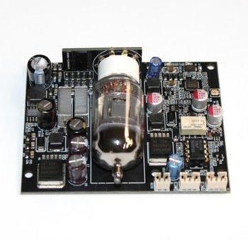 DYKB 12AU7 Tube CSR8675 BT 5.0 Audio Receiver Board ES9018 Decoder DAC 12s Signal APTX AUX for 12V 24V Car Amplifier