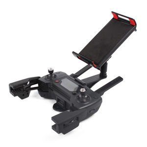 Image 2 - SUNNYLIFE Remote Controll Monitor Holder Support Bracket Tablet Stand Clip for DJI Mavic Mini Air Pro 2 Spark Drone Accessories