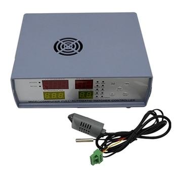 XM-18K-2 Automatic Egg Incubator Controller Digital LED Temperature Controller Temperature Humidity Sensors Egg Hatcher Controll