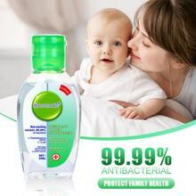 50ml No Water Hand Sanitizer Gel 99.99% Anti-bacteria