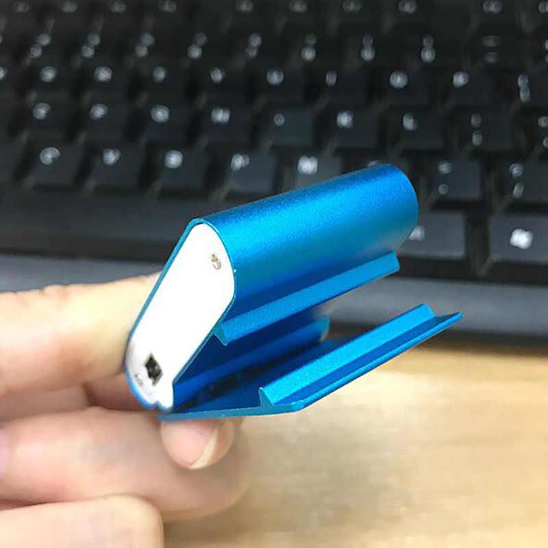 Mini reproductor MP3 con Clip Mini pantalla LCD soporte 16GB Micro SD TF tarjeta portátil deportes reproductor MP3 para correr