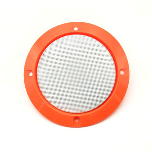 Image 5 - 3 inch Colorful Replacement Round Speaker Protective Mesh Net Cover Grille Circle Metal Audio Speaker Accessories