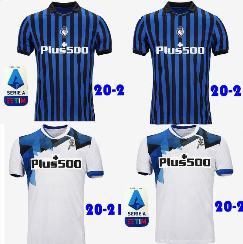 Novo 2021 atalanta camisa de futebol duvan 2020 2021 atalanta ilicic de roon camisa de futebol l. muriel gomez camisas de futeb|Футболки| | АлиЭкспресс