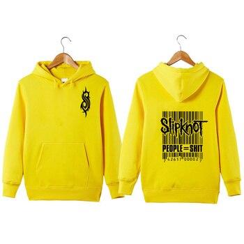 Slipknot hoodie Sweatershirt Rock Band Hoodie Streetwear Hip Hop Hoodie Clothing 3
